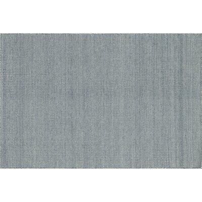 Harper Handmade Navy Area Rug Rug Size: Rectangle 5 x 76