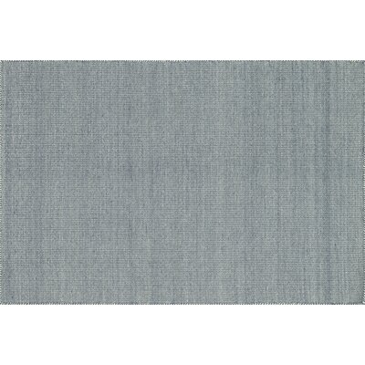 Quays Handmade Navy Area Rug Rug Size: Rectangle 23 x 39