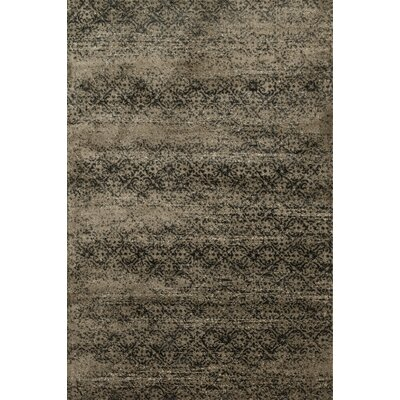 Kissel Taupe/Slate Area Rug Rug Size: Rectangle 92 x 122