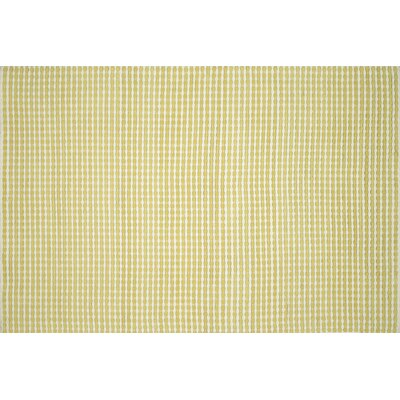 Wonder Hand-Woven Maize Area Rug Rug Size: 23 x 39