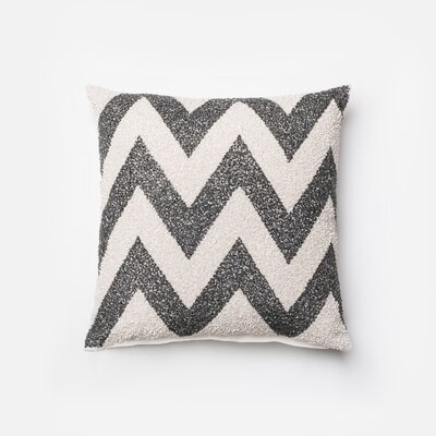Washer Cotton Throw Pillow