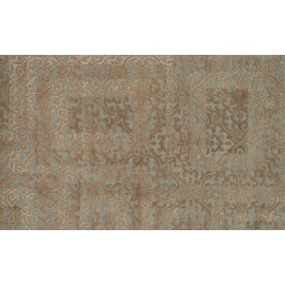 Alexi Mist/Camel Area Rug Rug Size: Rectangle 5 x 76