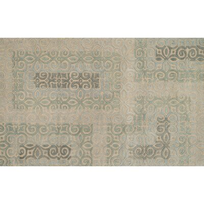 Alexi Beige Area Rug Rug Size: Rectangle 36 x 56