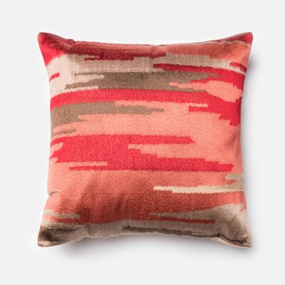 Jerkins Cotton Throw Pillow