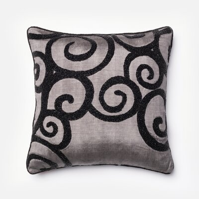 Noblitt Silk Throw Pillow