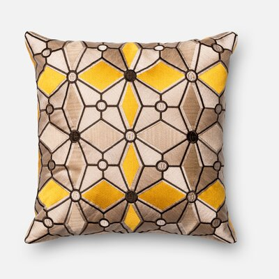 Huxford Cotton Throw Pillow