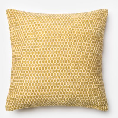 Lemon Throw Pillow Color: Lemon
