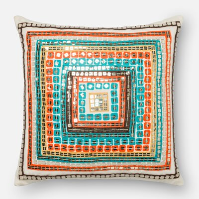 Gargan Cotton Throw Pillow