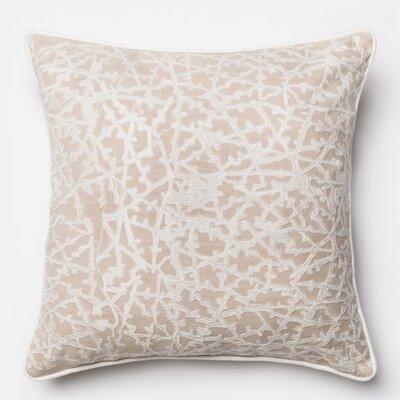 Wasinger Cotton Throw Pillow