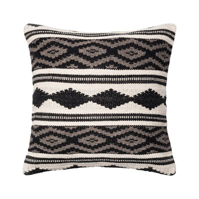 Wool/Cotton Throw Pillow