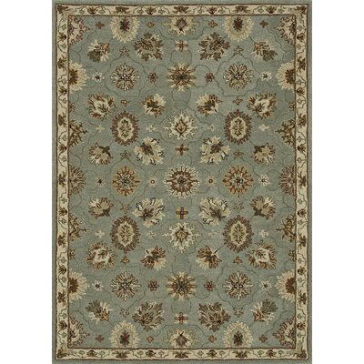 Fairfield Hand-Tufted Aqua Area Rug