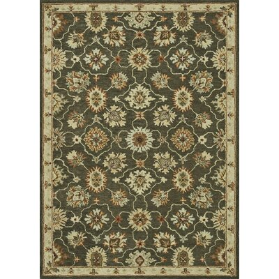 Fairfield Hand-Tufted Charcoal Area Rug