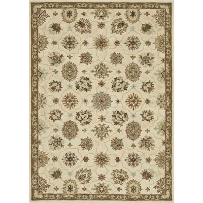 Fairfield Hand-Tufted Ivory/Taupe Area Rug