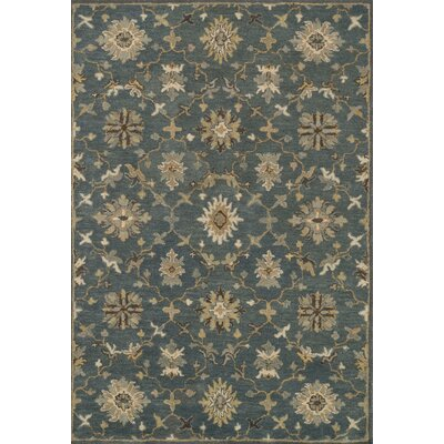 Fairfield Hand-Tufted Gray Area Rug