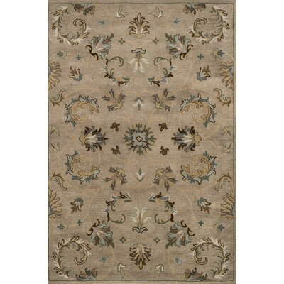 Fairfield Hand-Tufted Camel Area Rug