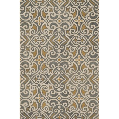 Fairfield Hand-Tufted Beige Area Rug