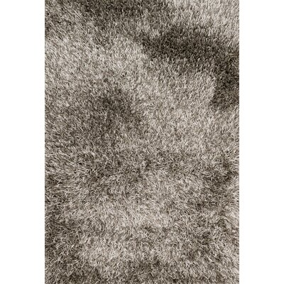 Kerstanski Hand-Tufted Shag Area Rug Rug Size: Rectangle 76 x 96