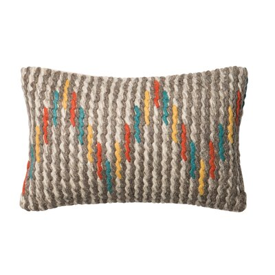 Dhurri Cotton Lumbar Pillow