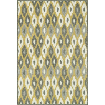 Winifred Citron Indoor/Outdoor Area Rug Rug Size: Rectangle 92 x 121