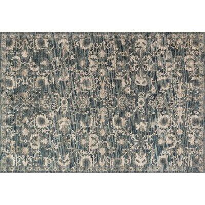 Izmir Gray Area Rug Rug Size: Rectangle 28 x 12
