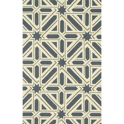 Palm Springs Handmade Slate/Taupe Area Rug
