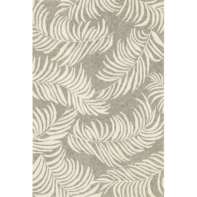 Tropez Hand-Woven Natural/Ivory Indoor/Outdoor Area Rug