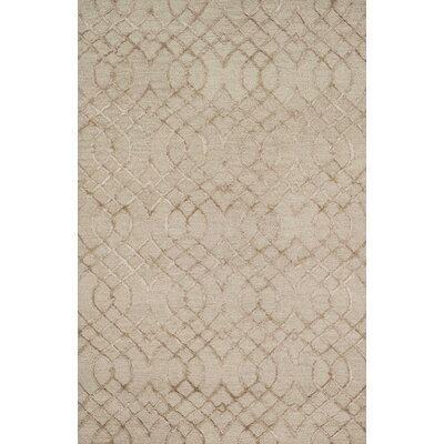 Panache Hand-Tufted Taupe Area Rug