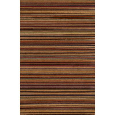 Rhodes Hand-Tufted Spice Area Rug