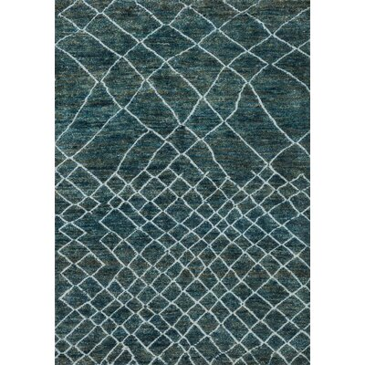Sahara Hand-Knotted Mediterranean Area Rug