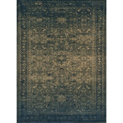 Stanley Denim Area Rug