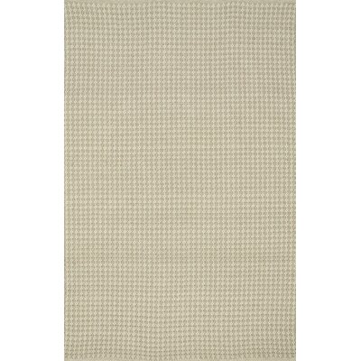 Kirchoff Hand-Woven Oatmeal Indoor/Outdoor Area Rug