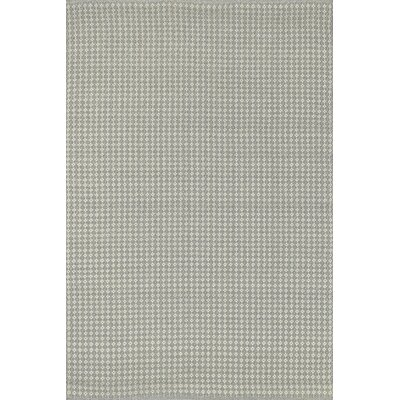 Kirchoff Hand-Woven Pewter Indoor/Outdoor Area Rug