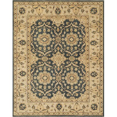 Vernon Hand-Knotted Ivory Area Rug