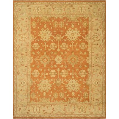 Vernon Hand-Knotted Gold Area Rug
