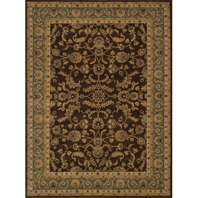Stanley Brown/Beige Area Rug