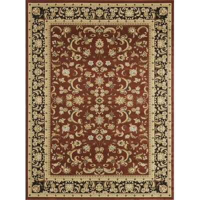Kirkman Paprika/Coffee Area Rug
