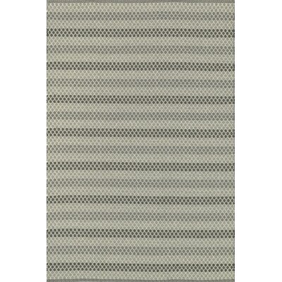 Terra Hand-Woven Steel Indoor/Outdoor Area Rug