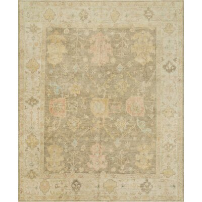 Vincent Hand-Knotted Stone Area Rug