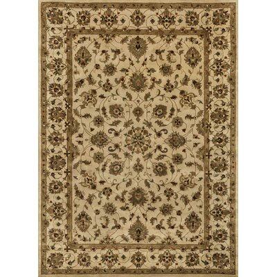 Yorkshire Hand-Tufted Ivory Area Rug