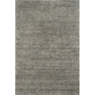 Diada Hand-Tufted Wool Smoke Area Rug