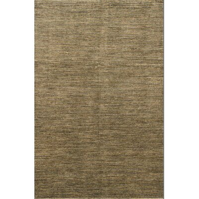 Transo Hand-Woven Beige Area Rug