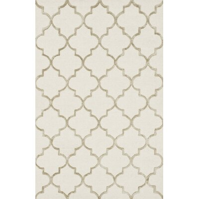 Panache Hand-Tufted Ivory/Beige Area Rug