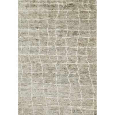 Palumbo Hand-Knotted Birch Area Rug