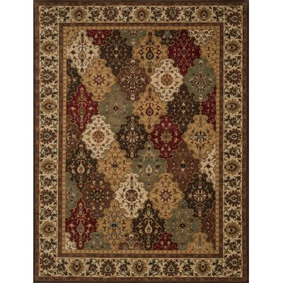 Stanley Beige/Brown Area Rug