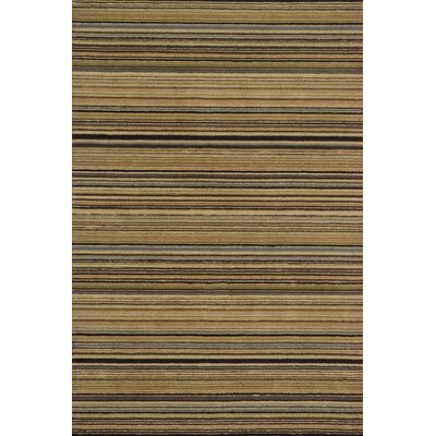 Kirksey Hand-Tufted Sage Area Rug