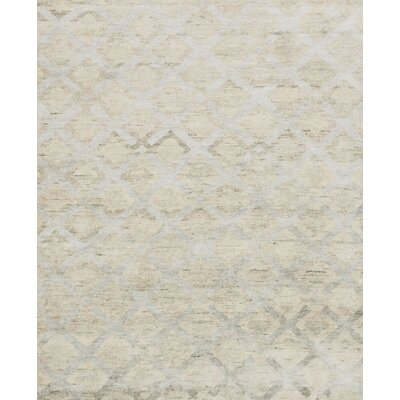 Sandro Hand-Knotted Stone Area Rug