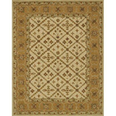 Walden Hand-Tufted Beige/Gold Area Rug