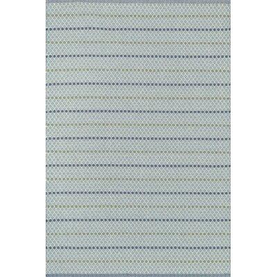 Kirchoff Hand-Woven Mediterranean Indoor/Outdoor Area Rug