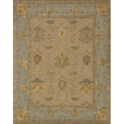 Walden Hand-Tufted Sand/Slate Area Rug