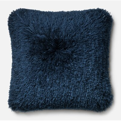 Lickey Throw Pillow Color: Navy